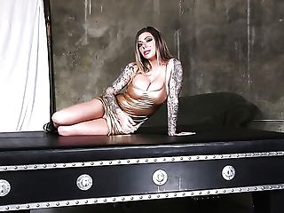 Big-titted Tattooed Hotty Karma Rx Is So Into Sucking Lots Of Strong Bbcs