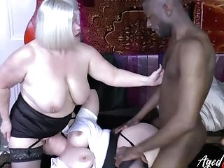 """""""agedlove Sarah Jane And Lacey Starr Threesome"""""""
