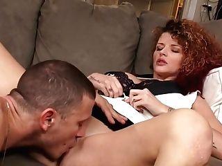 Exotic Pornographic Star Joslyn James In Crazy Mummy, Big Tits Porno Scene