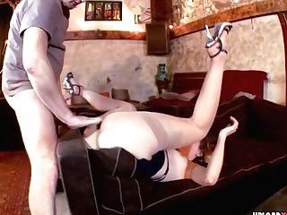 Horny Mom Louise Want Butt Fucking
