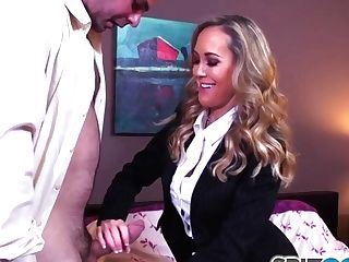 Brandi Love - Matures In Stockings Screwed