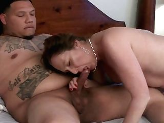 The Phone Call Fat Arse Matures Mom And Her Mexican Paramour