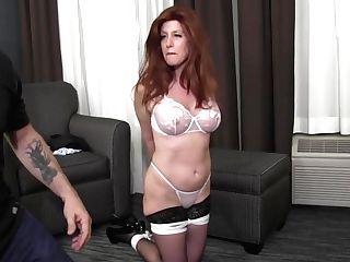 Sara Wants To Be Tied - Mummy Tying Flick