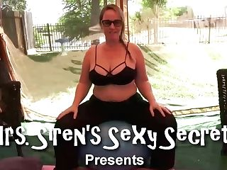Mrssiren - Yoga Mummy