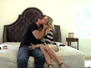 Brandi Love & Manuel Ferrara & Manuel Ferrara In Mummy Brandy's Raw Private Date - Evilangel