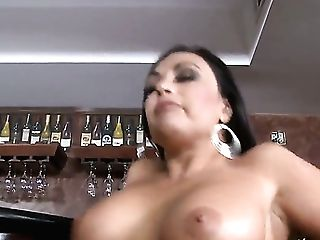 Black-haired Sweetie Claudia Valentine With Edible Breasts And Hairless Cunt Cant Live A Day Sans Getting Fucked By Seth Gambles Erect Cane
