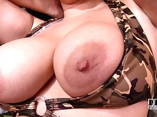 Cougar With Big Breasts Roxana - Very First Class Privates - Solo