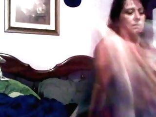 Mummy Bbw Saggy Tits Onanism