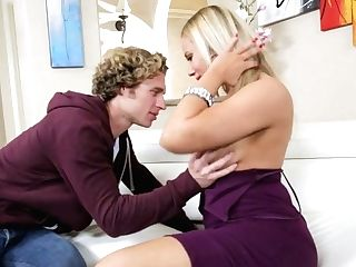 Man Eating Bitch Olivia Austin Tempts The Best Friend Of Her Stepson