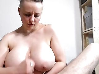 Hand Jobs With Sph And Thick Tits