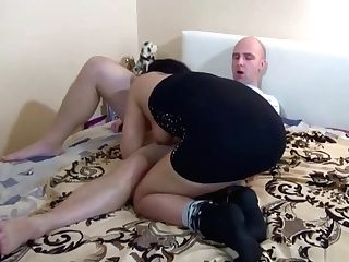 Horny Matures Joins Duo Into Threesome