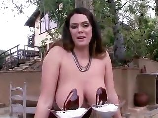 Stunner Alison Tyler With Hot Big Butt In Reality Activity