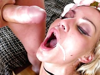 Delicious Buttfuck Crevice Of Cherry Smooch Is Fucked And Spread By Horny Stud