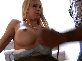 Brooke Tyler Is A Good Looking Big-titted Blonde Mummy That