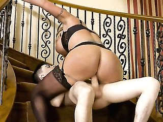 Blonde Jordi El Nio Polla With Phat Booty And Her Man Fuck Like Rabbits