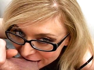 Super-naughty Cougar Love To Give Handjobs