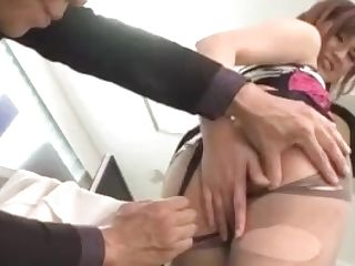 Yumi Maeda Amazing Office Bang-out With Her Chief - More At Javhd.net
