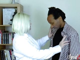 Lacey Starr Medic Love With Black Hard Dick