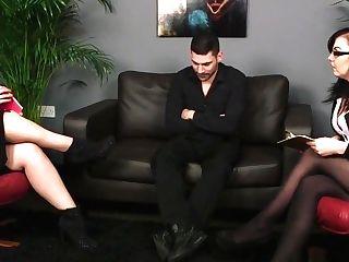 Clothed  Titfucks