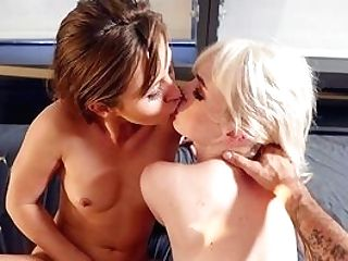 First-ever Time Mommy Shares Dick With Her Inexperienced Daughter-in-law