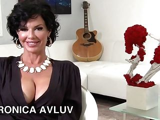 Exotic Pornographic Star Veronica Avluv In Greatest Ass Fucking, Big Tits Xxx Scene