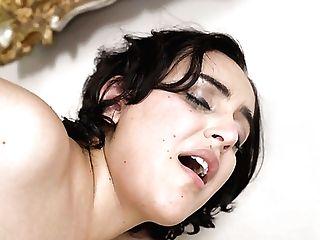 Matures Blonde Whorish Housewife Loves Lesbo Scissoring With Yasmeena