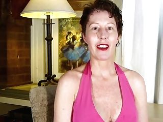 Dalny Marga In Matures Lady Talks Dirty About Anal Invasion Fucking & Fucks Her Vulva