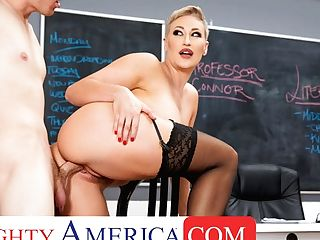 Insatiable America - Prof. Conner Pops A Cherry