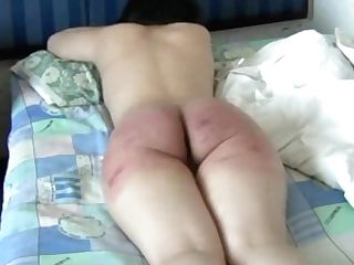 Painful Butt Whipping