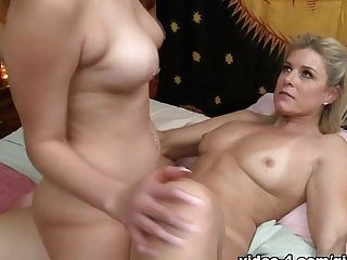 India Summer & Athena Faris In Lesbo Seductions #65, Scene #01 - Girlfriendsfilms