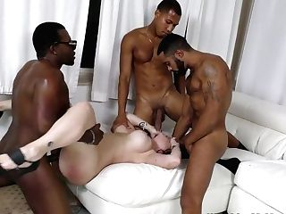 Horny Black Studs Fuck Lovemaking-appeal Chesty Mummy Sara Jay