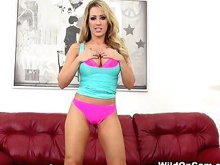Horny Pornographic Star Capri Cavanni In Best Faux-cocks/fucktoys, Big Tits Xxx Clip