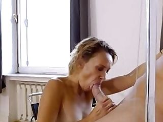 Mature4k. Matures Woman Of Effortless Virtue Is Penetrated By So-called It Man