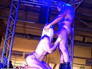 Daniela Evans In Public Hookup And Extraordinaire Squirt In A Spanish Fair  - Mmm100
