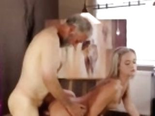 Old Fellow Blonde And Nubile Sexual Geography