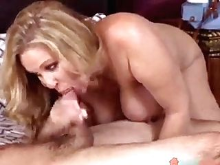 Blonde Hair Stunner Big-chested Tits Julia Ann Got Laid By Hotty Stepson